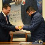 Busca Irapuato hermanamiento e intercambio comercial con la ciudad Changzhou