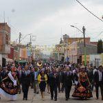 Se realiza Tradicional desfile conmemorativo del Inicio de la Independencia