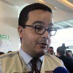 Diputado de morena en Guanajuato, evita opinar sobre reducción de su sueldo