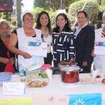 "Penjamense gana ""Concurso Regional del Platillo Saludable 2018"" con Pozole de Garbanzo"