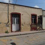 Casas de Abasolo se encuentran en mal estado; pueden colapsar