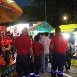 Listo operativo para festejos del Aniversario de la Independencia de México