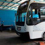 Arranca 2ª. etapa de revista físico-mecánica  al transporte público