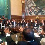 """Informe de Gobierno será austero y no de """"lucimiento personal"""": alcalde interino"""