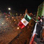 Celebran irapuatenses el 208 Aniversario del Inicio de la Independencia