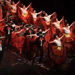 Se presenta el Ballet Folklórico de México de Amalia Hernández en Teatro de la Ciudad
