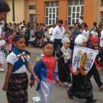 Celebran en Irapuato con desfile Cívico-Militar 208 años de la Independencia