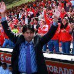 José Cardozo ya era campeón de goleo a la edad de Alan Pulido