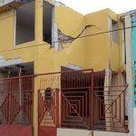 Por colapsar viviendas a causa de fallas en Pueblo Nuevo