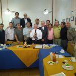 Julio DiBella Prieto, 30 años al Servicio de los Rotarios