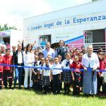 DIF Estatal Entrega Comedores Comunitarios y Cancha de Cachibol en el Municipio de Jaral del Progreso