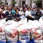 Más de 2 mil despensas a familias vulnerables, dentro del PIDA