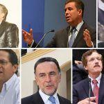 Carlos Medina Plascencia el gobernador más joven que ha tenido Guanajuato, le sigue  Diego