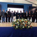 Oscar Chacón concluye actividades con tercer informe