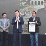Es Jorge Romero uno de los 19 jóvenes transformadores de la sociedad a nivel nacional