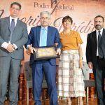Homenajea el Poder Judicial del Estado de Guanajuato al Mtro. Diego León Rábago