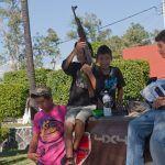 Recluta el narco a 460 mil niños en México