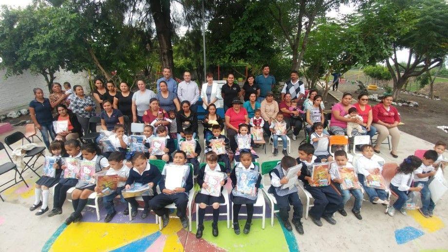Photo of Continúan visitas a preescolares