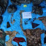 Mamelucos y trajecitos de bebé en fosas halladas en Veracruz