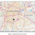 Reportan 3 sismos en la Ciudad de México
