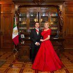 ¿Cuánto costó el vestido rojo bandera de Angélica Rivera?