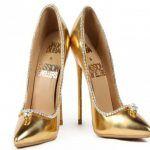 Presentan en Dubái los zapatos más caros del mundo