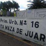 Reubican a alumno a primaria Margarita Maza de Juárez