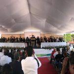 Adolfo Alfaro se compromete con dobladenses a gobernador de manera equitativa