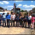 Inauguran obra de drenaje en colonia Francisco Villa