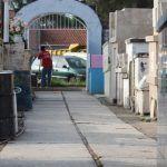 Servicios Públicos realiza mantenimiento en el panteón municipal