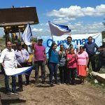 Arranca Moisés Cortéz otras 3 obras más de infraestructura para  Cuerámaro