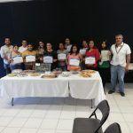 Realizan clausura de curso de repostería en el Centro Impulso de Cuerámaro