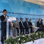 Arranca construcción de primera guardería empresarial IMSS a nivel nacional