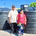 Cisternas en Pénjamo: una solución para almacenar agua en zonas de difícil acceso