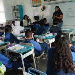 Refuerza proximidad ciudadana atención a planteles educativos
