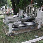 Ni los muertos se salvan de la delincuencia en Irapuato
