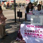 Irregularidades y poca cantidad de personas en votaciones del NAIM