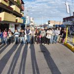 Alcalde de Salamanca realiza apertura de vialidad y develación de placa en Avenida del Trabajo