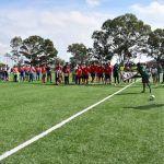 Samuel Cruz inaugura nueva temporada de la LAFA