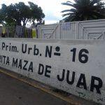 """Mamá denuncia """"discriminación"""" hacia su hijo en la Margarita Maza de Juárez"""