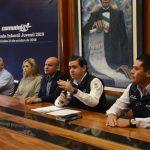 Presentan Olimpiada y Paralimpiada Municipal Infantil y Juvenil 2019
