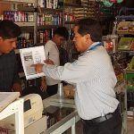 Realiza fiscalización campañas informativas en las comunidades rurales