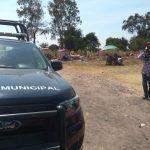 Listo operativo policial para Día de Muertos