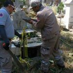 Supervisa PC panteones municipales previo a Día de Muertos