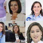 Mujeres que gobernarán en Guanajuato a partir del 10 de octubre