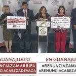 Solicita Morena desde el Senado seguridad para alcaldesa de Apaseo el Alto