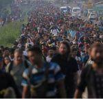 Sin confirmar paso de caravana de migrantes por Irapuato