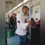 """Joven que """"agredió"""" a invidente en el Metro explica lo ocurrido: """"No tengo nada en contra de nadie"""""""