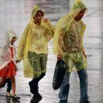 Pronostican tormentas intensas y muy fuertes en gran parte del país