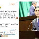Ernesto D'Alessio confunde halterofilia con 'heterofilia', lo corrigen y explota